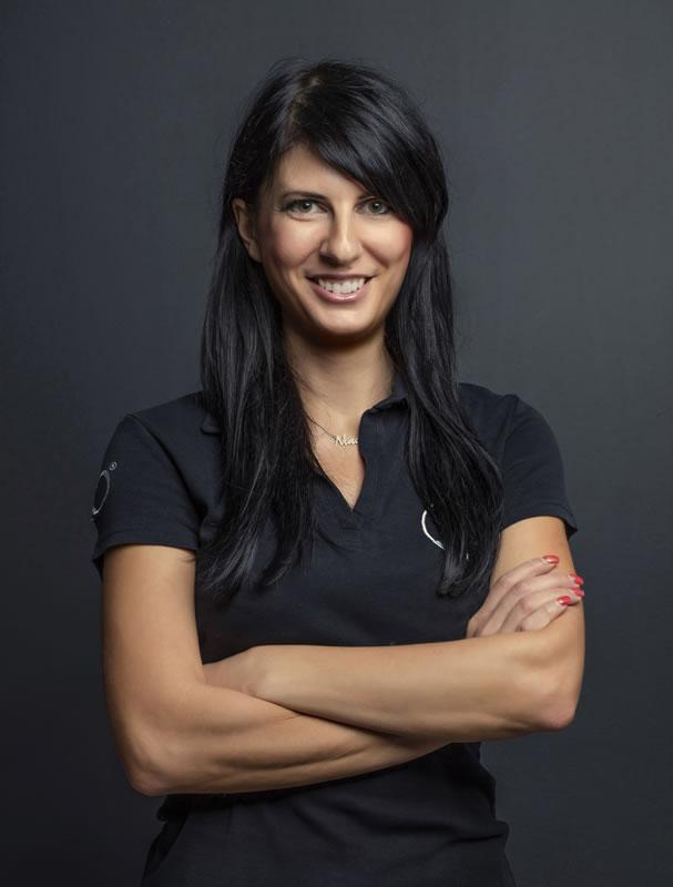 Nikolina Barbarić, assistente dentale