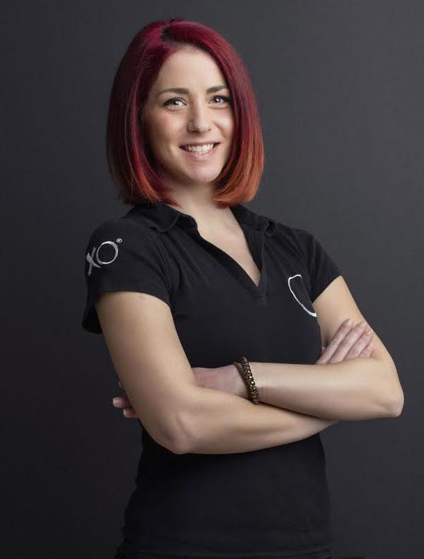 Ana Pinjuh, assistente dentale